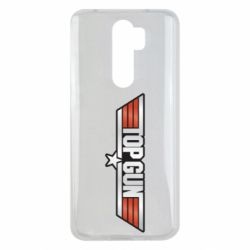 Чохол для Xiaomi Redmi Note 8 Pro Top Gun Logo
