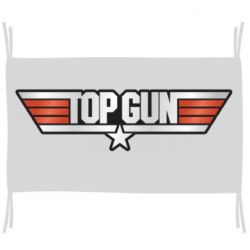 Прапор Top Gun Logo