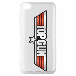 Чохол для Xiaomi Redmi Go Top Gun Logo