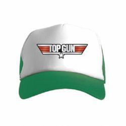 Дитяча кепка-тракер Top Gun Logo