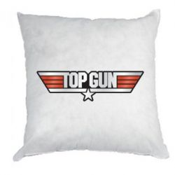Подушка Top Gun Logo