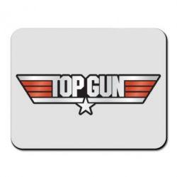 Килимок для миші Top Gun Logo
