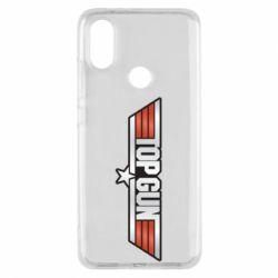 Чохол для Xiaomi Mi A2 Top Gun Logo