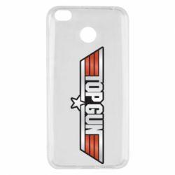 Чехол для Xiaomi Redmi 4x Top Gun Logo