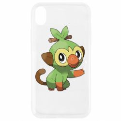 Чехол для iPhone XR Grookey - FatLine