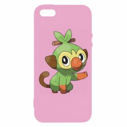 Чехол для iPhone5/5S/SE Grookey - FatLine