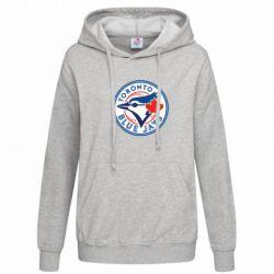 Женская толстовка Toronto Blue Jays - FatLine