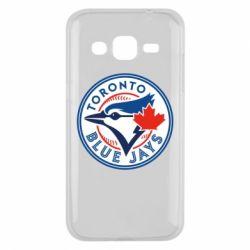 Чохол для Samsung J2 2015 Toronto Blue Jays