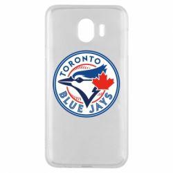 Чохол для Samsung J4 Toronto Blue Jays