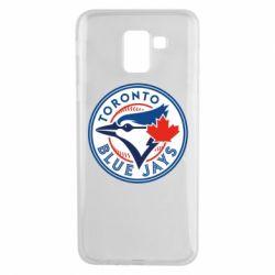 Чохол для Samsung J6 Toronto Blue Jays