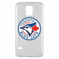 Чохол для Samsung S5 Toronto Blue Jays