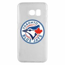 Чохол для Samsung S6 EDGE Toronto Blue Jays