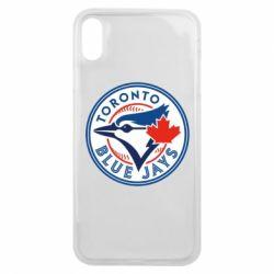Чохол для iPhone Xs Max Toronto Blue Jays
