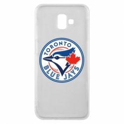 Чохол для Samsung J6 Plus 2018 Toronto Blue Jays