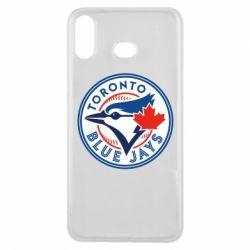 Чохол для Samsung A6s Toronto Blue Jays