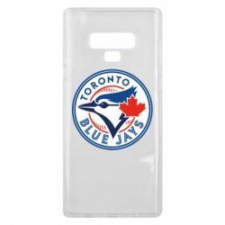 Чохол для Samsung Note 9 Toronto Blue Jays