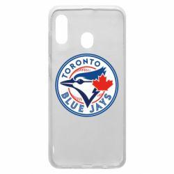 Чохол для Samsung A20 Toronto Blue Jays