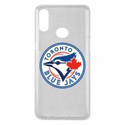 Чохол для Samsung A10s Toronto Blue Jays