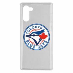 Чохол для Samsung Note 10 Toronto Blue Jays