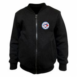 Дитячий бомбер Toronto Blue Jays