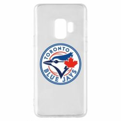 Чохол для Samsung S9 Toronto Blue Jays