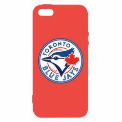 Чохол для iphone 5/5S/SE Toronto Blue Jays
