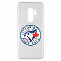 Чохол для Samsung S9+ Toronto Blue Jays