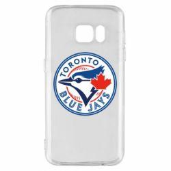 Чохол для Samsung S7 Toronto Blue Jays