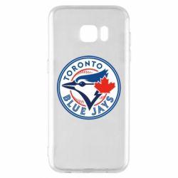 Чохол для Samsung S7 EDGE Toronto Blue Jays
