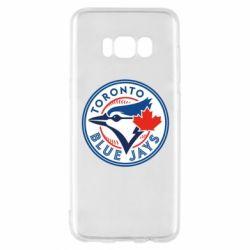 Чохол для Samsung S8 Toronto Blue Jays