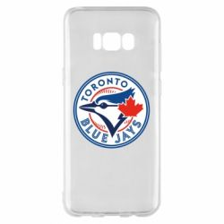 Чохол для Samsung S8+ Toronto Blue Jays