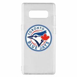 Чохол для Samsung Note 8 Toronto Blue Jays