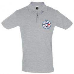Футболка Поло Toronto Blue Jays - FatLine