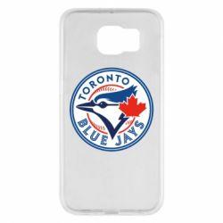 Чохол для Samsung S6 Toronto Blue Jays