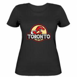 Женская футболка Toronto raptors park