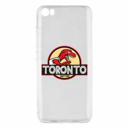 Чехол для Xiaomi Mi5/Mi5 Pro Toronto raptors park