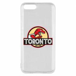 Чехол для Xiaomi Mi6 Toronto raptors park