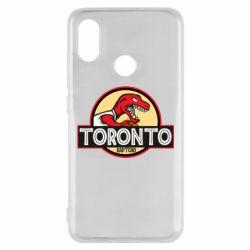 Чехол для Xiaomi Mi8 Toronto raptors park