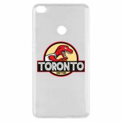 Чехол для Xiaomi Mi Max 2 Toronto raptors park