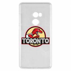 Чехол для Xiaomi Mi Mix 2 Toronto raptors park