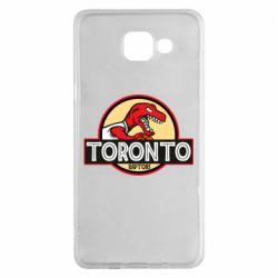 Чехол для Samsung A5 2016 Toronto raptors park