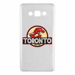 Чехол для Samsung A7 2015 Toronto raptors park