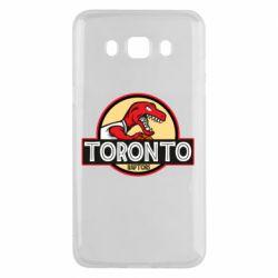 Чехол для Samsung J5 2016 Toronto raptors park