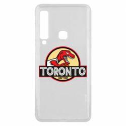 Чехол для Samsung A9 2018 Toronto raptors park