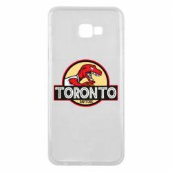Чехол для Samsung J4 Plus 2018 Toronto raptors park