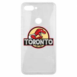 Чехол для Xiaomi Mi8 Lite Toronto raptors park