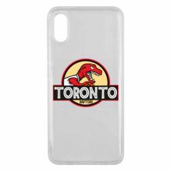 Чехол для Xiaomi Mi8 Pro Toronto raptors park