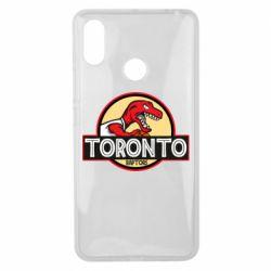 Чехол для Xiaomi Mi Max 3 Toronto raptors park