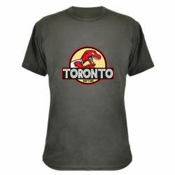 Камуфляжная футболка Toronto raptors park