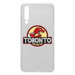 Чехол для Xiaomi Mi9 Toronto raptors park